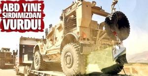 Tillerson Ankara yolundayken, ABD'den YPG'ye silah yardımı yapıldı