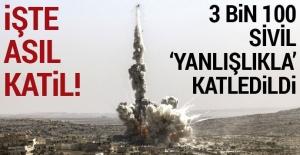 ABD'nın DEAŞ operasyonlarında binlerce sivil öldü