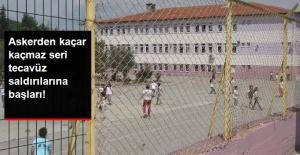 Askerden Kaçtı, Kadın Öğretmen ile Kız Öğrenciye Cinsel Saldırıdan Tutuklandı