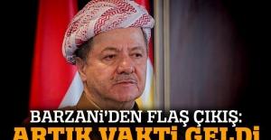 Barzani Fransa'da seçilecek yeni cumhurbaşkanından destek istedi