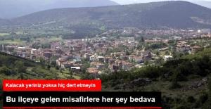 Bursa'nın Orhaneli İlçesinde Misafirlere Her Şey Bedava