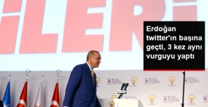 Cumhurbaşkanı Erdoğan, Genel Başkan Olarak İlk Tweetini Attı: Yeni Bir Başlangıç