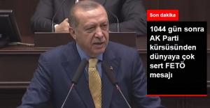 Erdoğan: Dünyaya Sesleniyorum, FETÖ'cüleri Vermezseniz, Bizde Olanı da Alamazsınız