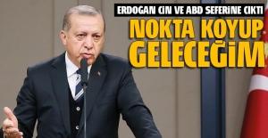 Erdoğan: Virgül değil noktayı koyacağız!