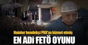 Kaya: PKK'nın hendeğine FETÖ hizmet etmiş