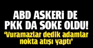 PKK şokta! 'Adamlar nokta atışı yaptı!'