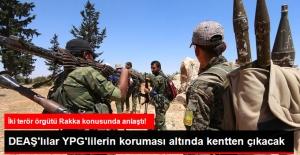 Rusya: DEAŞ, Rakka'yı Anlaşma Yaptığı YPG'ye Bırakıyor