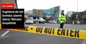 Saldırıyla Sarsılan İngiltere'deki Üniversite Binasında Bomba Alarmı!