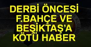 Şok! Fenerbahçe ve Beşiktaş PFDK'da