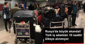 Türk Dericilere Rusya'da 'İnce Arama' Eziyeti
