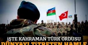 Türkiye ve Azerbaycan ortak askeri tatbikata başladı