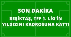 Beşiktaş, Gaziantepspor'dan Orkan Çınar'ı Kadrosuna Kattı