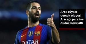 Galatasaray, Arda'yı 1 Yıl Kiralamak İçin 2.5 Milyon Euro Verecek