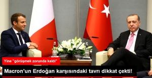 Cumhurbaşkanı Erdoğan, Fransa Cumhurbaşkanı Macron İle Kapsamlı Bir Zirve Yaptı