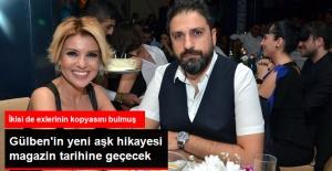 Gülben Ergen Yeni Sevgili Yaptı! İzmirli İş Adamı Erhan Çelik'in Kopyası Gibi