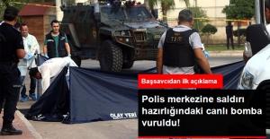 Mersin'deki Polis Karakoluna Saldırı Hazırlığındaki Canlı Bomba Vuruldu