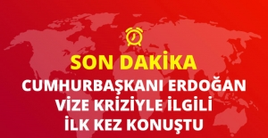 Cumhurbaşkanı Erdoğan, ABD ile Vize Krizi Hakkında İlk Kez Konuştu: Biz Kabile Devleti Değiliz