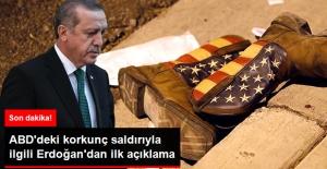 Erdoğan, ABD'deki Konser Katliamını Kınadı, Başsağlığı Diledi