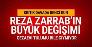 Kritik davada ikinci gün! Reza Zarrab mahkum elbisesi giymedi