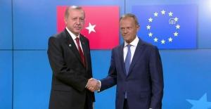 AB, Türkiye'ye 3 milyar euro aktardı