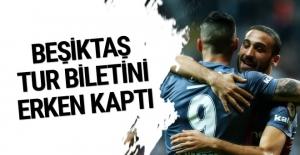 Beşiktaş Osmanlıspor maçı