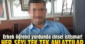İzmir'de temizlik görevlisi, cinsel istismarda bulunduğu çocuklara para vermiş!