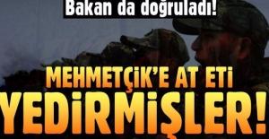 Nurettin Canikli'den Sezgin Tanrıkulu'nun 'askere at eti satıldı' iddialarına yanıt