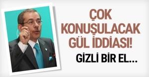 Abdüllatif Şener'den çok konuşulacak Abdullah Gül iddiası!