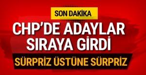 CHP'nin sürpriz cumhurbaşkanı !