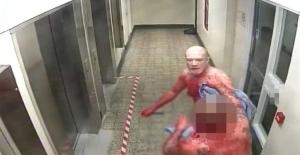 Kan donduran olay! Uyandığında internetten tanıştığı kişi boğazını kesiyordu...
