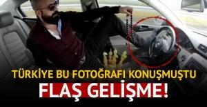 Türkiye bu fotoğrafı konuşmuştu! Ayağıyla araba süren adamla ilgili flaş gelişme!