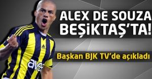 Alex De Souza Beşiktaş'ta!