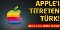 Apple'ı titreten Türk!