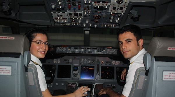 Thy 15 Bin Lira Maaşla Pilot Adayı Arıyor