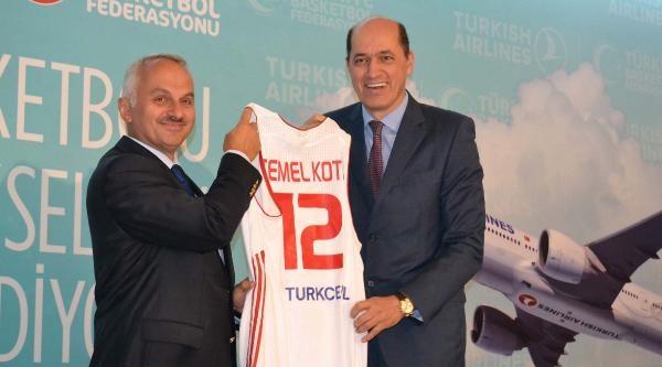 Thy, A Milli Basketbol Takımı Sponsorluğunu Yeniledi