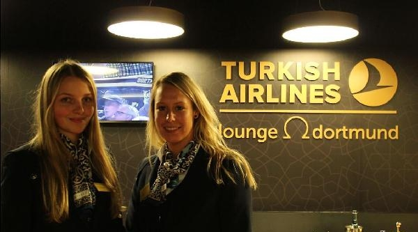 Thy Borussia Dortmund Stadinda Lounge Açti