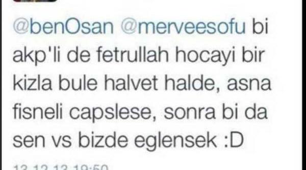 Thy Müdürünün Fethullah Gülen Tweet'Ine Hamdi Topçu'dan Tepki