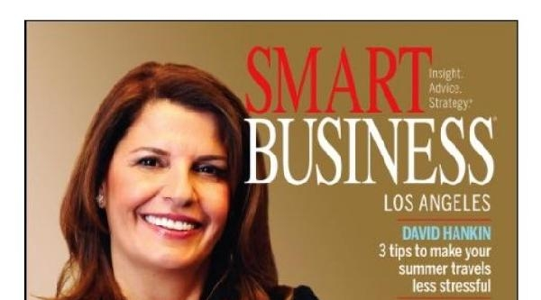 Thy, Smart Business Dergisi'nin Kapağında