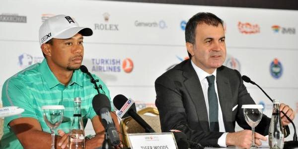 Tiger Woods: Uluslararasi Kriz Çikartabilirdim