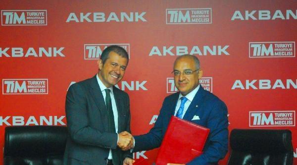 Tim Ve Akbank'tan Finansal İşbirliği