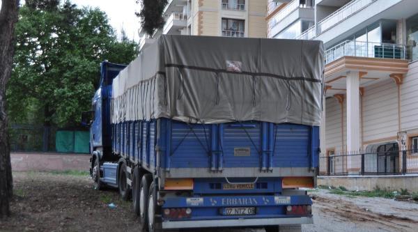 Tır Dorsesinde 307.5 Kilo Esrar Ele Geçirildi