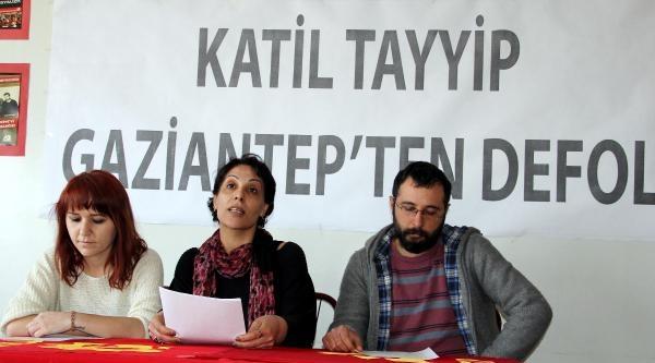 Tkp'nin 'katil Erdoğan' Pankartına El Konuldu İddiasi