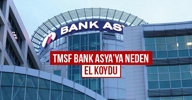 TMSF Bank Asya'ya neden el koydu...