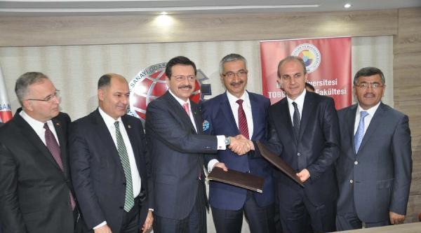 Tobb Başkanı Hisarcıklıoğlu: Şimdi Sıra Sizde