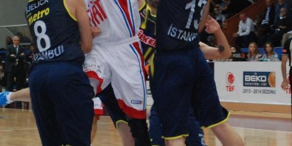 Tofaş - Fenerbahçe Ülker Fotoğraflari