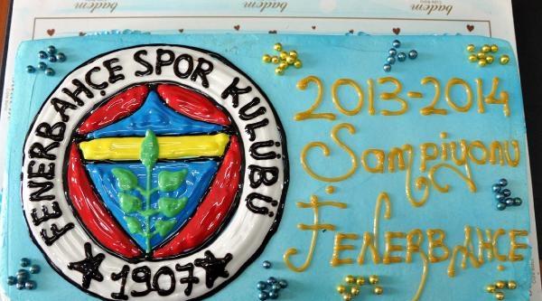Tokat Adliyesi'nde Şampiyonluk Kutlaması