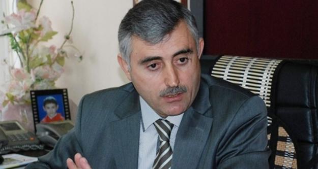 Tokat Belediye Başkan Yardımcısı İstifa Etti...