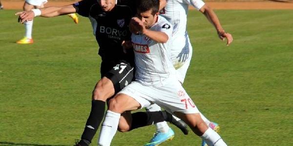 Tokatspor - Boluspor: 1-0 (Türkiye Kupasi)