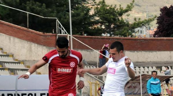 Tokatspor - Dardanelspor: 0-4