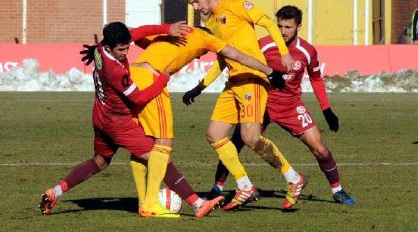Tokatspor - Kayserispor: 1-0 (Türkiye Kupasi)